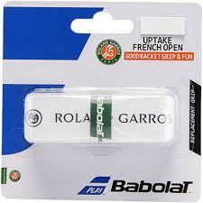 Babolat Uptake French Open replacement grip - white