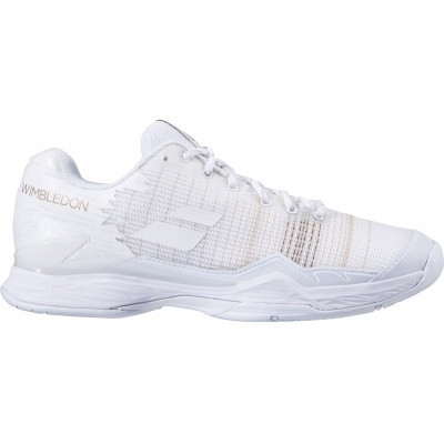 Babolat Jet Mach all court women Wimbledon-edition - white