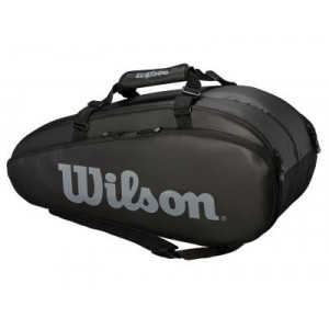 WILSON TOUR 2 COMP LARGE - BLACK