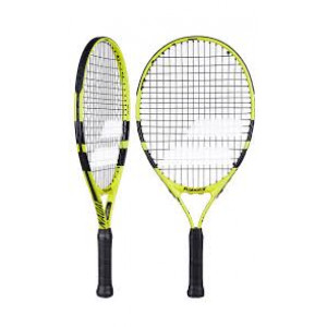 "Babolat Nadal junior 21"" - yellow/black"