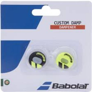 Babolat Custom dampener - black/yellow