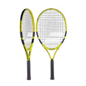 "Babolat Nadal junior 25"" - yellow/black"