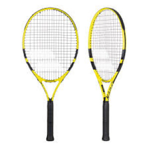 "Babolat Nadal junior 26"" - yellow/black"