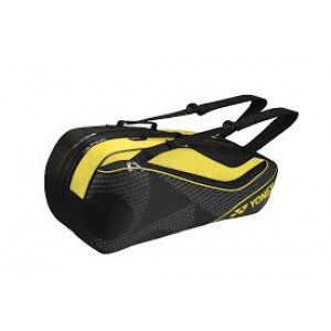Yonex active bag 8726 - black/yellow