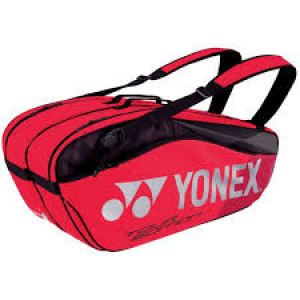 Yonex Pro racket bag 9826 ex - flame red