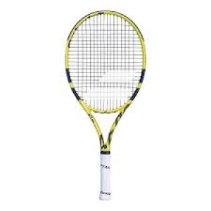 "Babolat Aero junior 25"" - yellow/black"