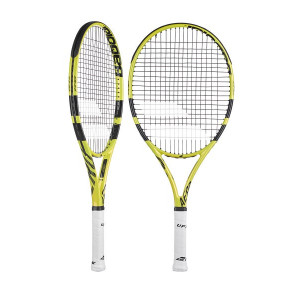 "Babolat Aero junior 26"" - yellow/black"