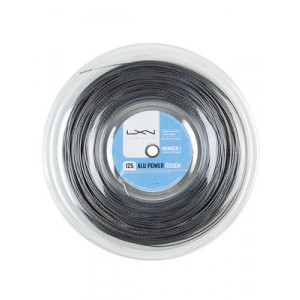 Luxilon Alu Power Rough 1.25 mm, 220 m. - silver