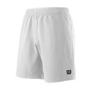 Wilson team 8 shorts - white