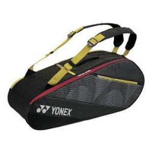 Yonex Active racketbag 82026 - black/yellow
