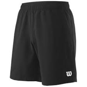Wilson team 8 shorts - black