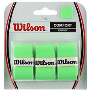 "Wilson Pro Overgrip ""Blade"" 3-pack - green"