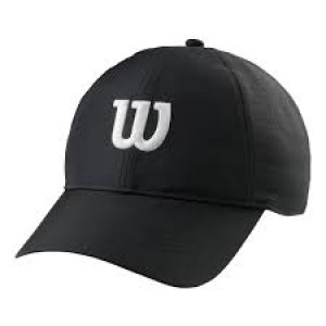 Wilson ultralight Tennis cap - black
