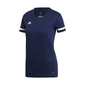 Adidas T-19 Ladies Tee - Navy