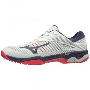 Mizuno Wave Exceed Tour 3 CC - White/Black/Red