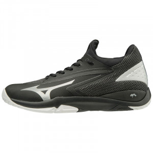 Mizuno Wave Impulse AC Men - black/silver/white
