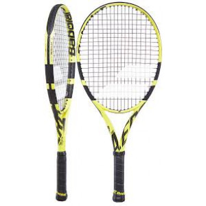 "Babolat Pure Aero junior 25"" - yellow/black"
