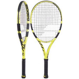 "Babolat Pure Aero junior 26"" - yellow/black"
