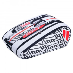 Babolat Pure Strike RH x12 Racketbag (12 pc.) - white