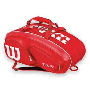 Wilson Tour V 15-pack - red