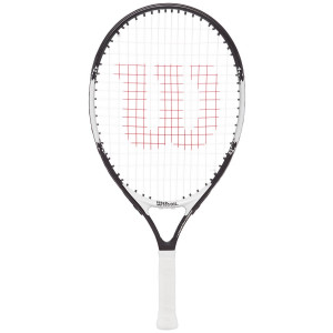 "Wilson Roger Federer junior 21"" - Black/white"