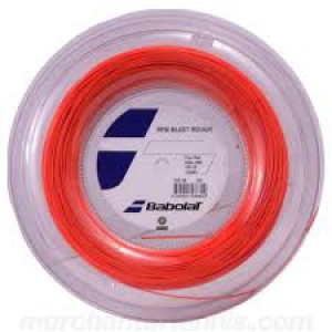 Babolat RPM Blast rough 1,25 mm, 200 m - fluo red