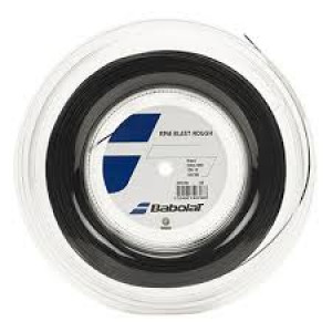 Babolat RPM Blast rough 1,25 mm, 200 m - black