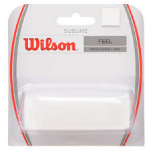 Wilson Sublim replacement grip - white
