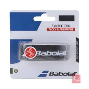 Babolat Syntec replacement grip - black
