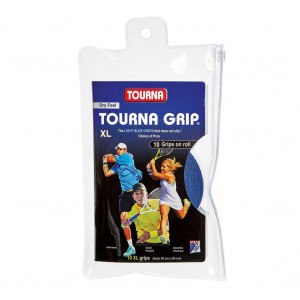Tourna Dry Feel grip 10 pcs. - blue