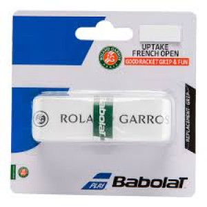 Babolat Uptake replacement grip RG French Open-edition - white