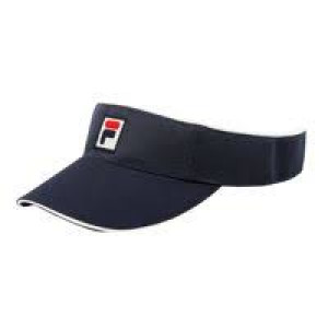 Fila Performance mesh visor - peacoat blue