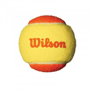 Wilson Soft Ball Orange (Niveau 2) Pr. stk.